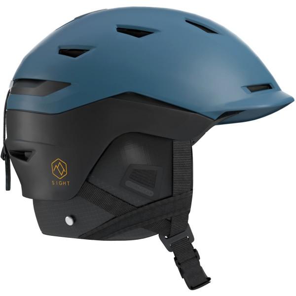 Salomon HELMET SIGHT Moroccan Blue/Black Helm