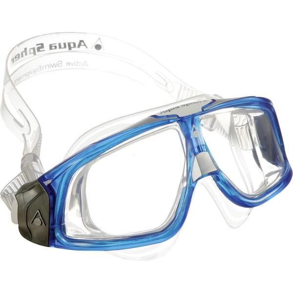 Aqua Sphere SEAL 2.0 Transparentes Glas Schwimmbrille