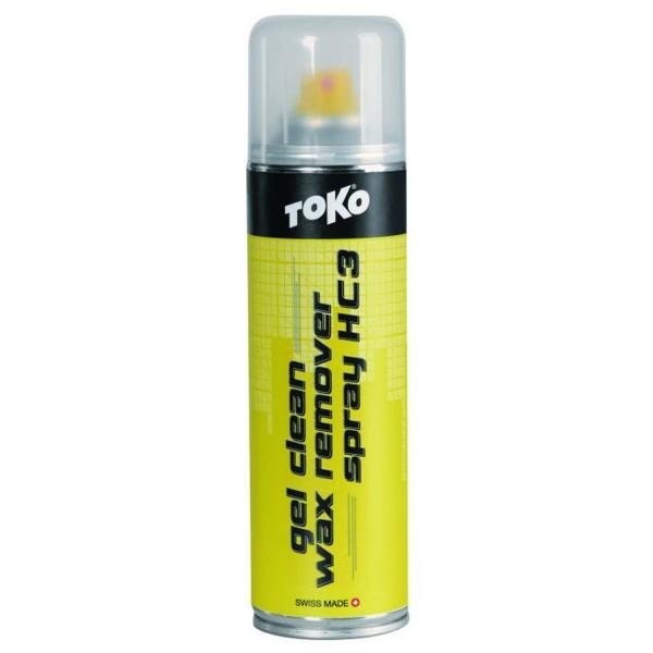 Toko Gel Clean Spray HC3 250ml Skiwax