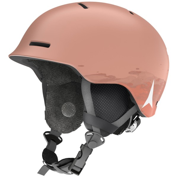Atomic MENTOR JR Peach Skihelm