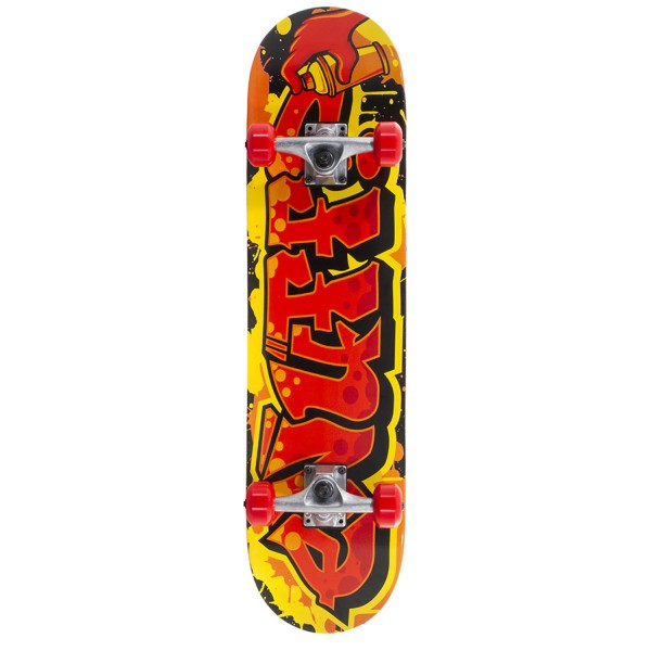 Elixir Graffiti II Skateboard Longboard - Bild 1