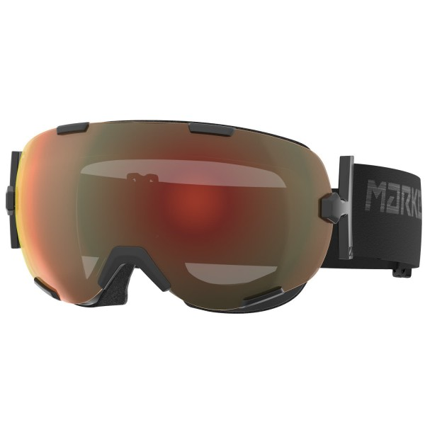 Marker PROJECTOR BLACK w/SURROUND MIRR Skibrille