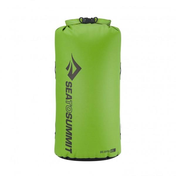 Sea to Summit Big River Dry Bag - 65 Liter wasserdichter Packsack
