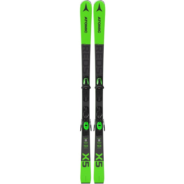 Atomic REDSTER X5 green + M 10 GW Green/G Allroundcarver