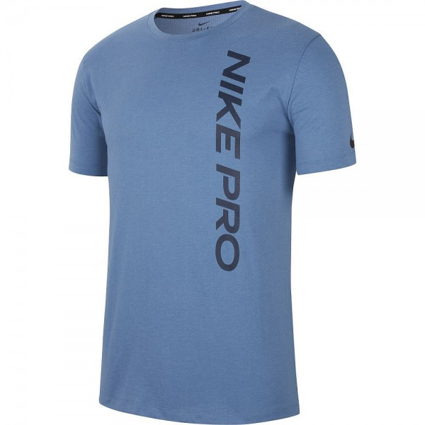 Nike NIKE PRO MEN'S SHORT-SLEEVE TO,STO