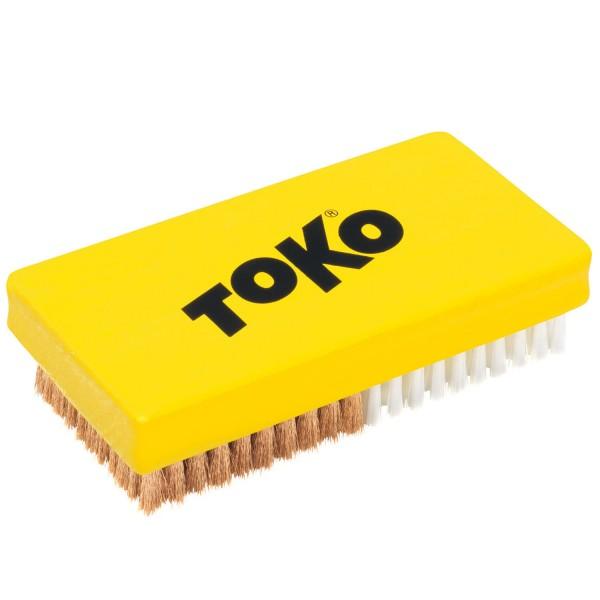 Toko Base Brush Nylon/Copper Skibelagstuning - Bild 1