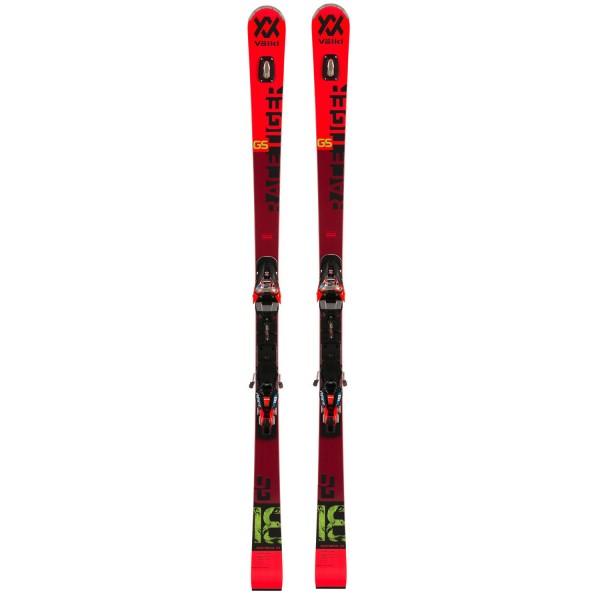 Voelkl RACETIGER GS + RMOTION2 12 GW Ski