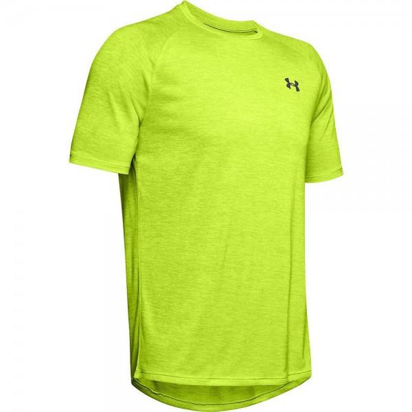 Under Armour UA Tech 2.0 SS Tee,Green Citrine / T-Shirt - Bild 1