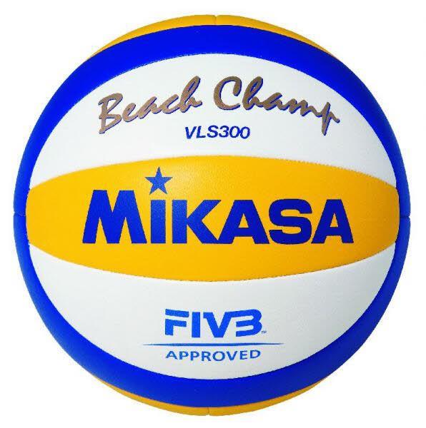 Mikasa VLS 300 BEACH CHAMP Beachvolle,blau