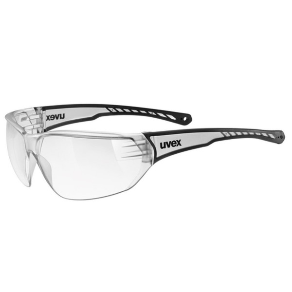 Uvex uvex sportstyle 204 clear / clear Fahrradbrille