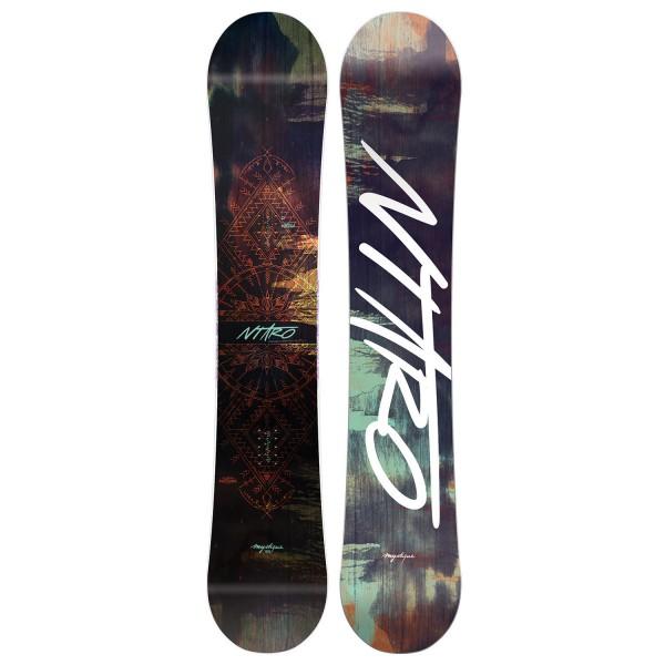 Nitro MYSTIQUE Brd´19 Snowboard