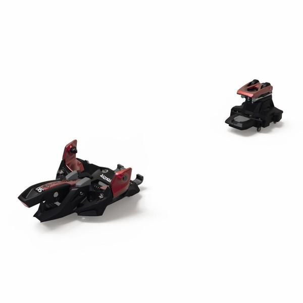 Marker MARKER ALPINIST 12 BLACK/RED Skibindung