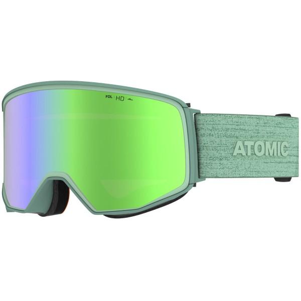Atomic FOUR Q HD Mint Skibrille