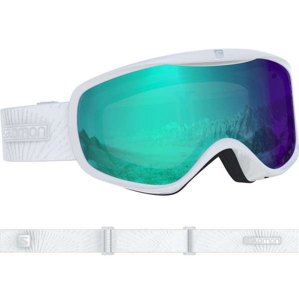 Salomon GOGGLES SENSE PHOTO Wh/All Weather Skibrille