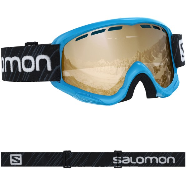 Salomon JUKE ACCESS Blue/Univ Tonic O NS Skibrille