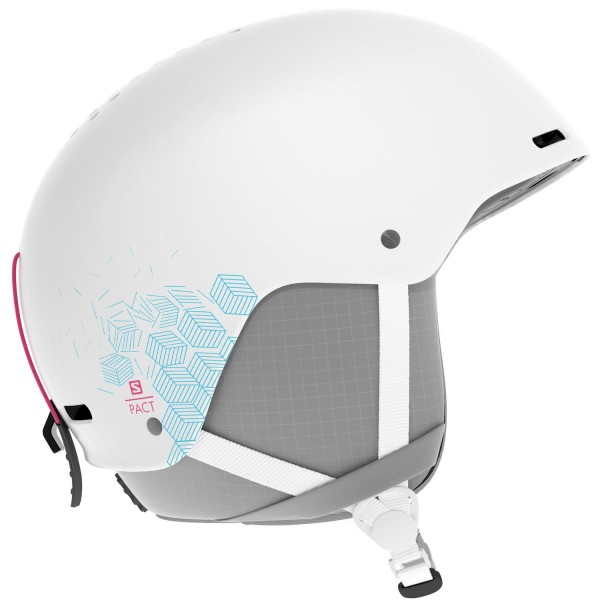 Salomon HELMET PACT White Helm