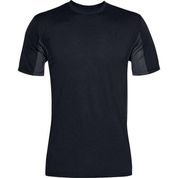 Under Armour UA Training Vent SS,Black / / Black T-Shirt - Bild 1