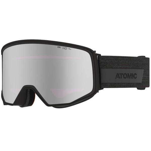 Atomic FOUR Q HD Black Skibrille