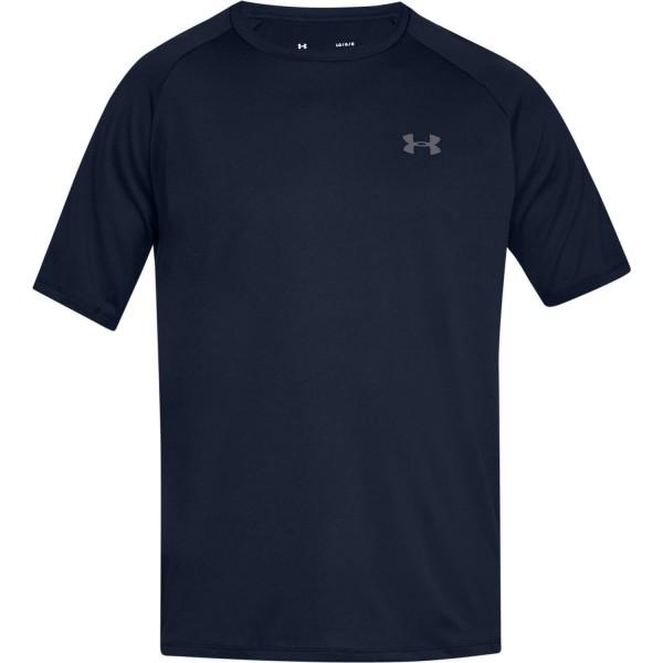 Under Armour NOS UA Tech 2.0 SS Tee,Academy/Grap T-Shirt - Bild 1