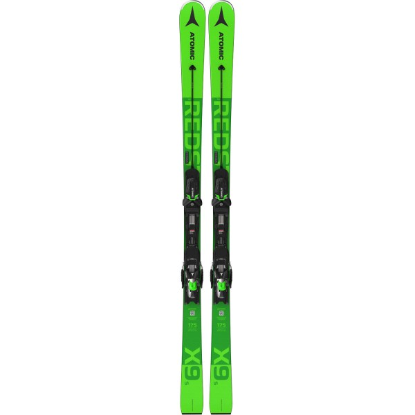 Atomic REDSTER X9 S + X 12 GW Green Racecarver