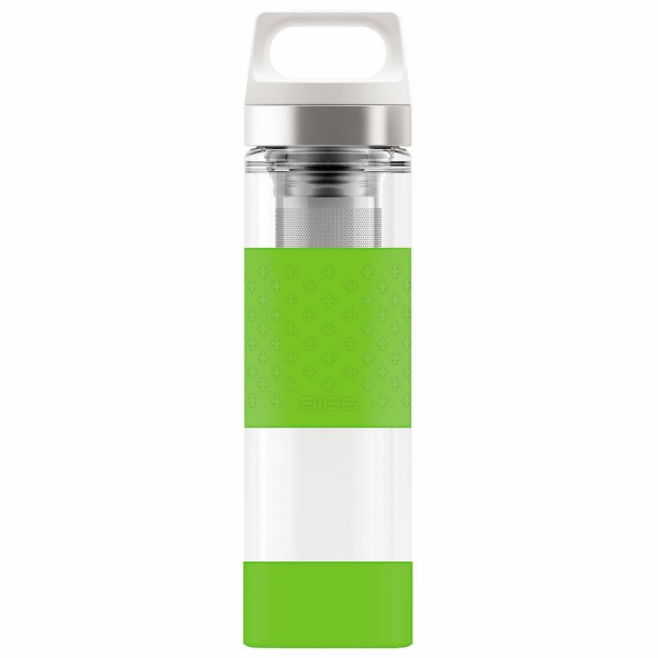 MARKE SIGG Hot & Cold Glass WMB 0,4L Thermosflasche
