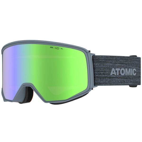 Atomic FOUR Q HD Grey Skibrille
