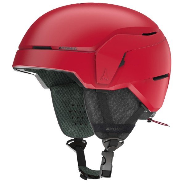 Atomic COUNT JR Red Skihelm