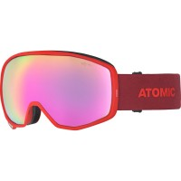 Atomic COUNT HD Red Skibrille