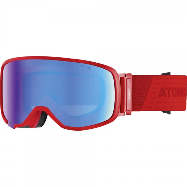 Atomic Revent S FDL HD Red Skibrille