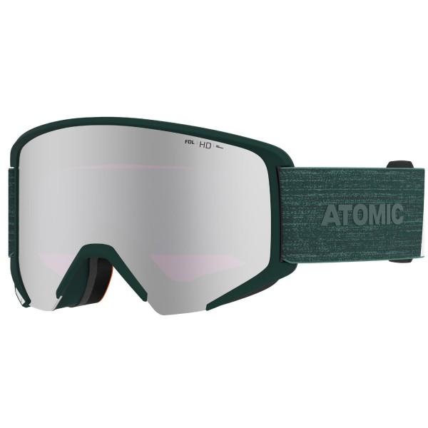 Atomic SAVOR BIG HD Dark Green Skibrille