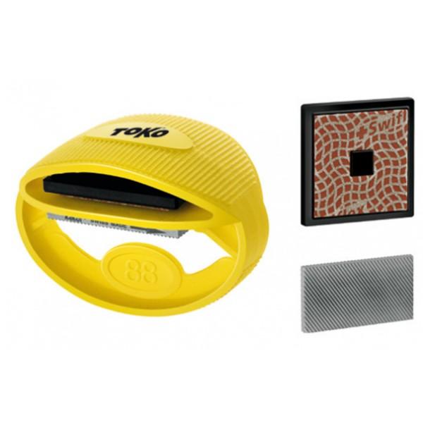 Toko Express Tuner Kit Skikantenfeile
