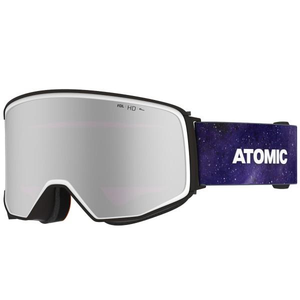 Atomic FOUR Q HD Team/Space Skibrille