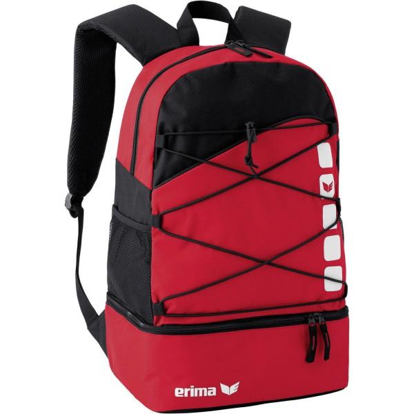 Erima CLUB 5 Multifunktionsrucksack Rucksack