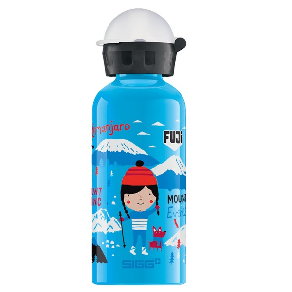 Explore Mountains 0.4l Trinkflasche