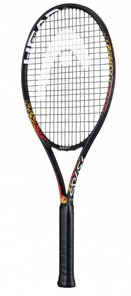 Head MX Spark Pro, bespannt mit Cover Tennisschläger