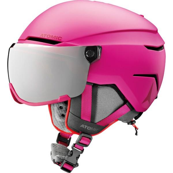 Atomic SAVOR VISOR JR Pink Skihelm - Bild 1