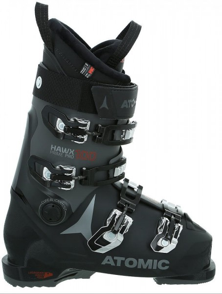 Atomic HAWX PRIME PRO 100 Black,BLACK Skischuh