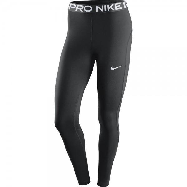 Nike NIKE PRO WOMEN'S TIGHTS,BLACK/WHIT Sporthose