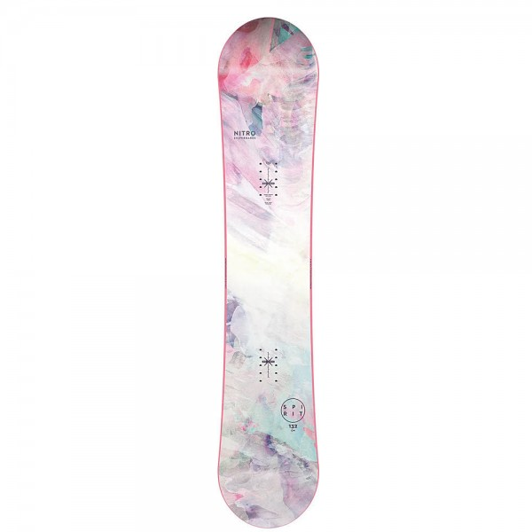 Nitro SPIRIT YOUTH BRD´21 Snowboard
