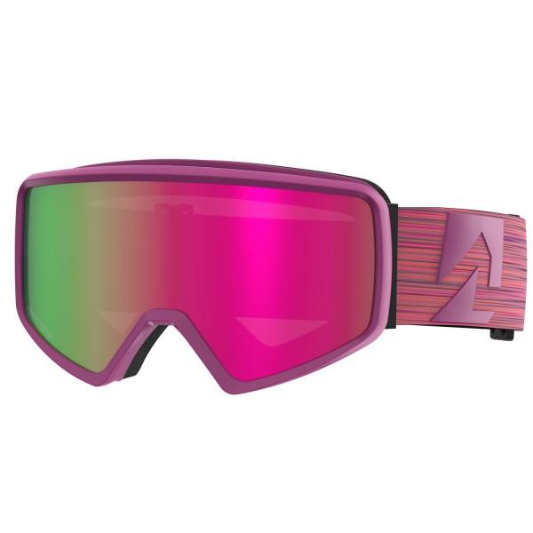 Marker TRIVIUM SNOWWHITE w/CLARITY MIRROR Skibrille