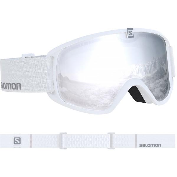 Salomon GOGGLES TRIGGER White/Univ. SuperWh Skibrille