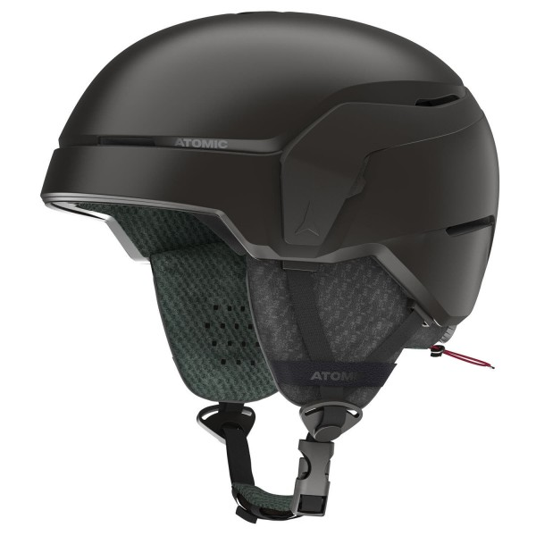 Atomic COUNT JR Black Skihelm