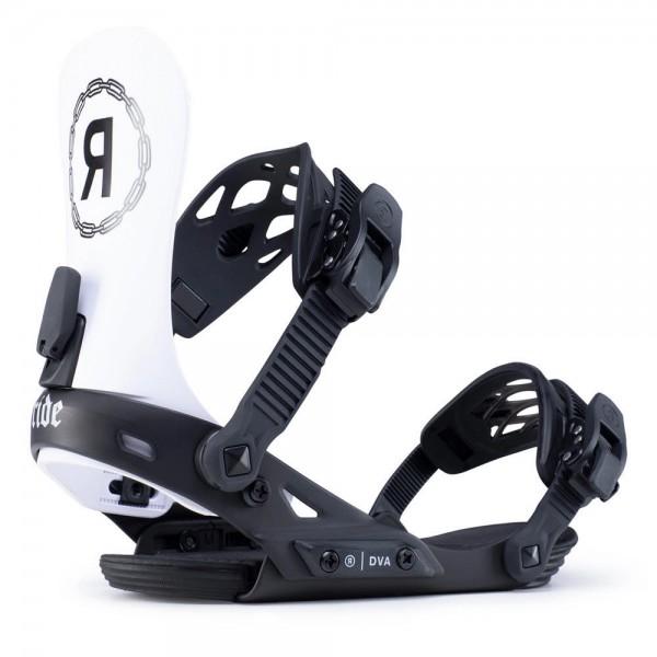 Ride DVA montage Snowboardbindung