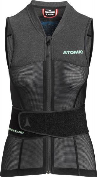 Atomic LIVE SHIELD Vest AMID W Black Protektor - Bild 1