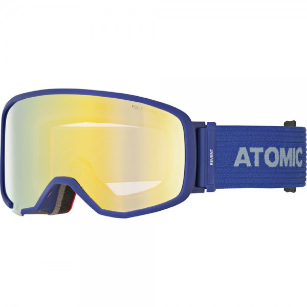 Atomic Revent S FDL STEREO Purple Skibrille