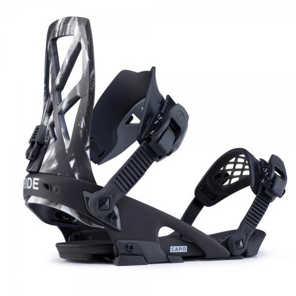 Ride CAPO black Snowboardbindung