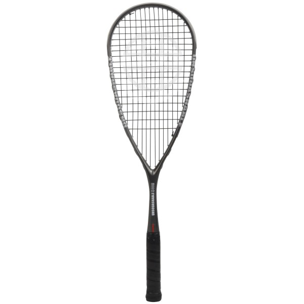 Carbon4-Kevlar, 155g, 500cm², US600 Squashschläger - Bild 1