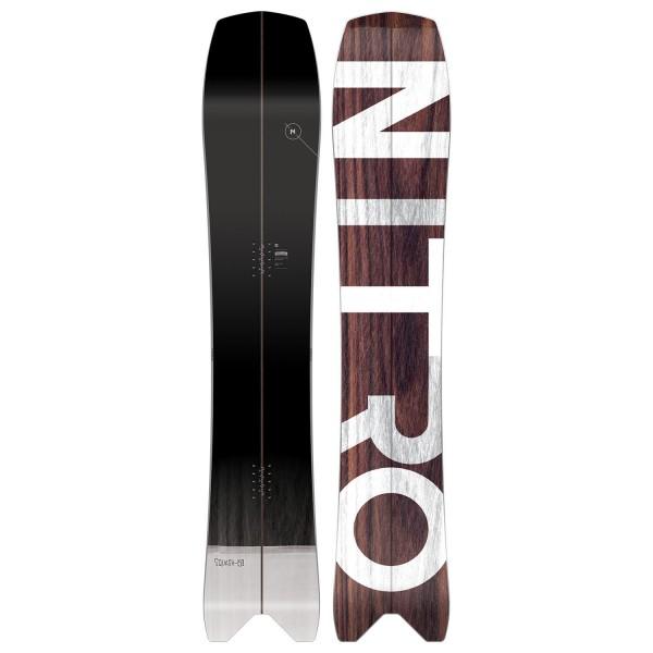 Nitro SQUASH WMN Brd´19 Snowboard