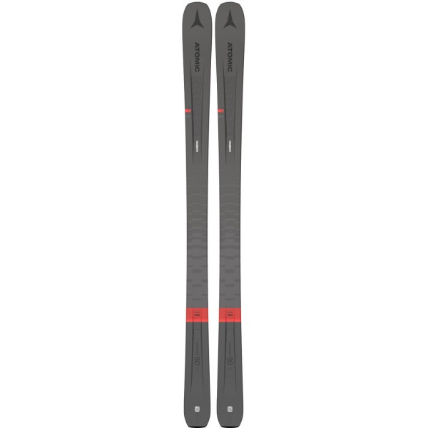 Atomic N VANTAGE 90 TI Grey/Red 184 Ski