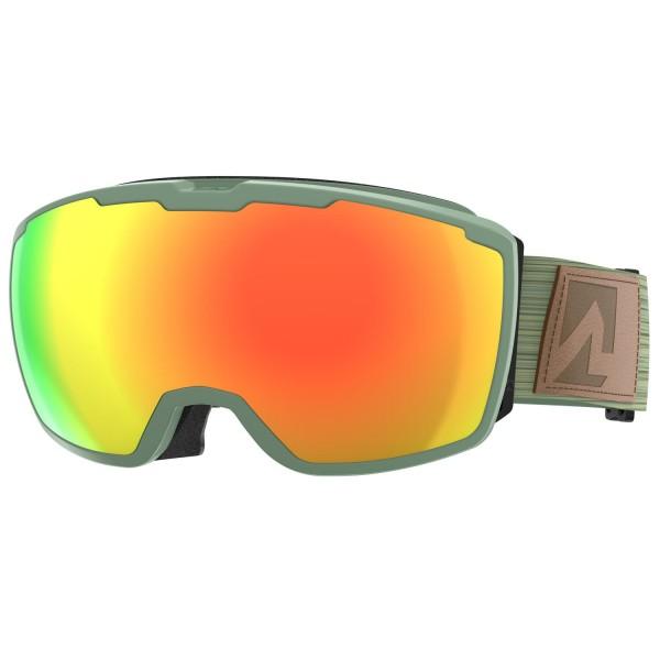 Marker PERSPECTIVE+ SNOWWHITE w/PINK PLAS Skibrille